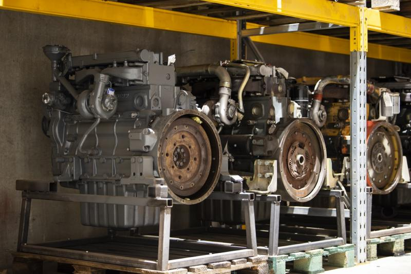 5 reasons why a used liebherr engine is the best purchase
