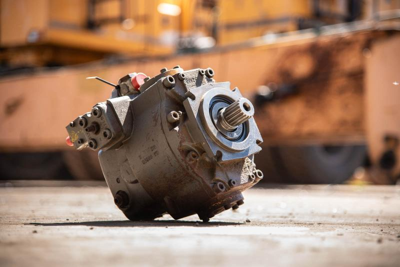 Everything you need to know about used Liebherr travel motors