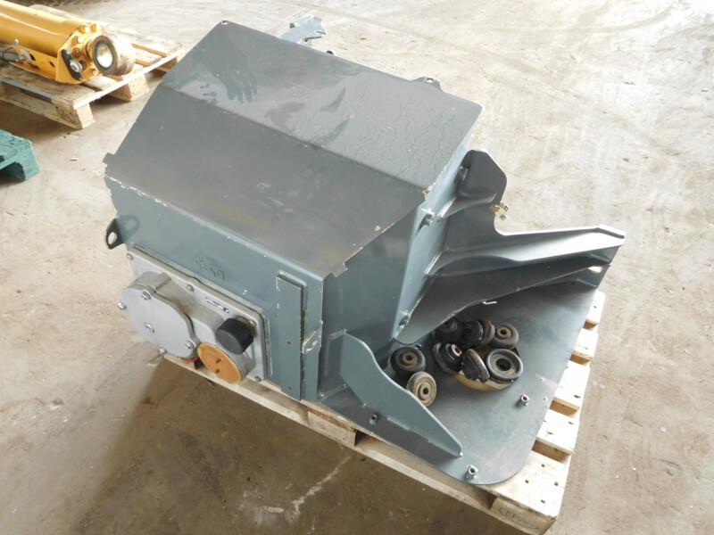 Hydrauliek Tank