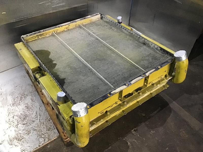 Combined Radiator