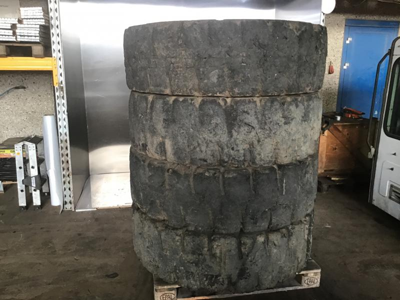 Solid Tire 16.00-25