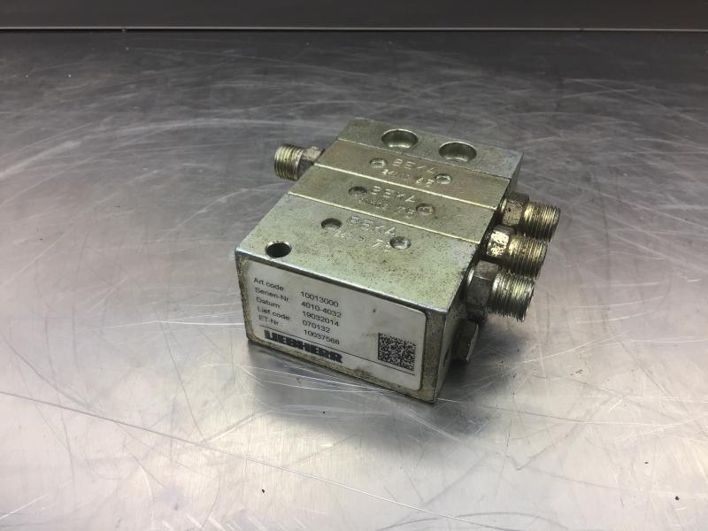 Valve Distribution Block