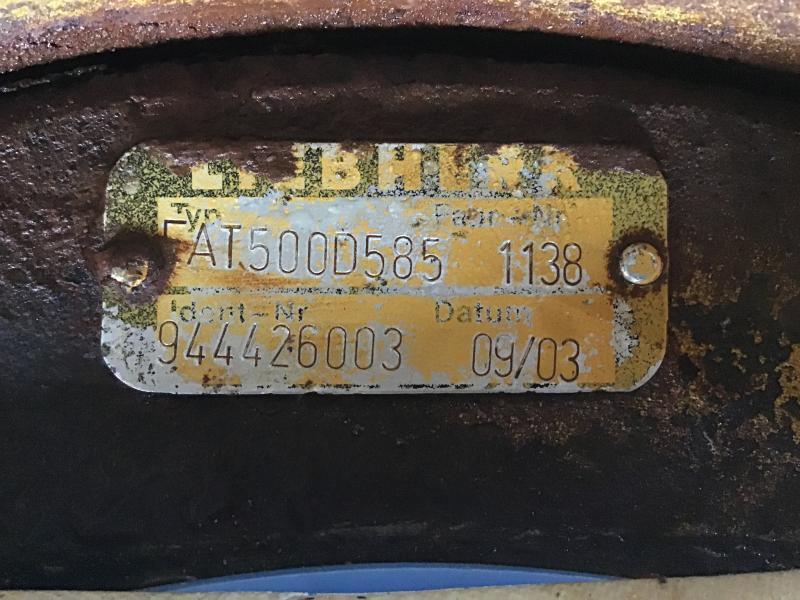 FAT500D585