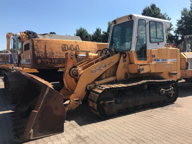 Liebherr LR632 B