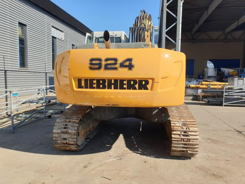 Liebherr R924 C