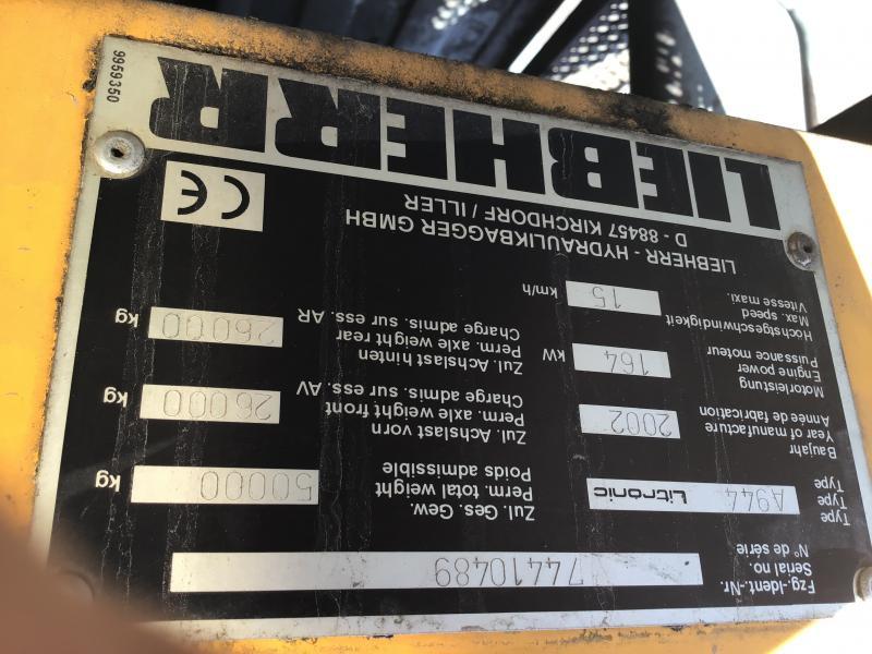 Liebherr A944 Li