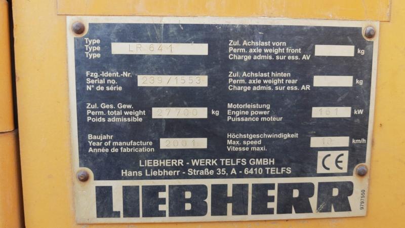 Liebherr LR641